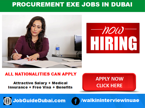 Milele Motors career for Procurement Executive jobs in Dubai UAE