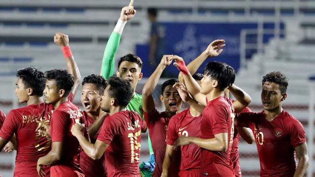 Jadwal Timnas Indonesia U23