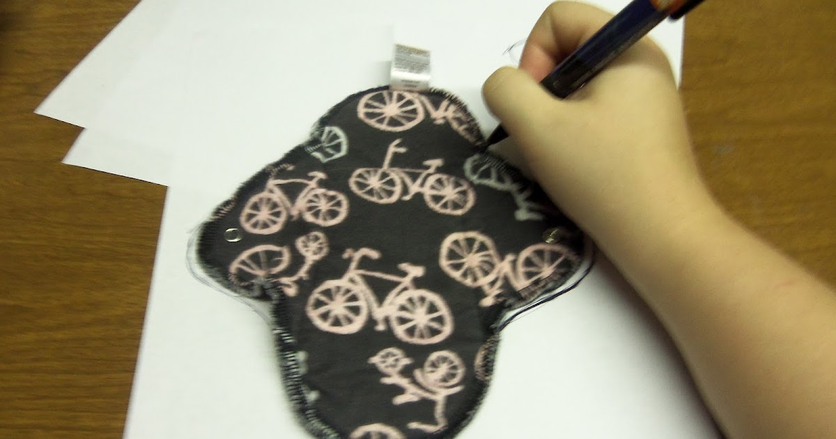 Anna Marie And The Tales Of Frugal Mama Diy Cloth Pads