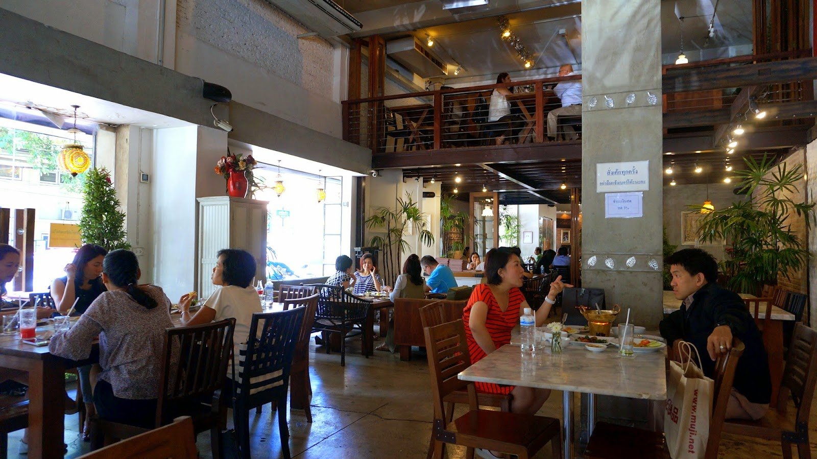Musings bangkok eats part ii the white flower bakery and restaurant 6784 7 bamrungmaung rd watthepsirin pomprabsattrupai bangkok 101000 0 2225 2749 50 mightylinksfo