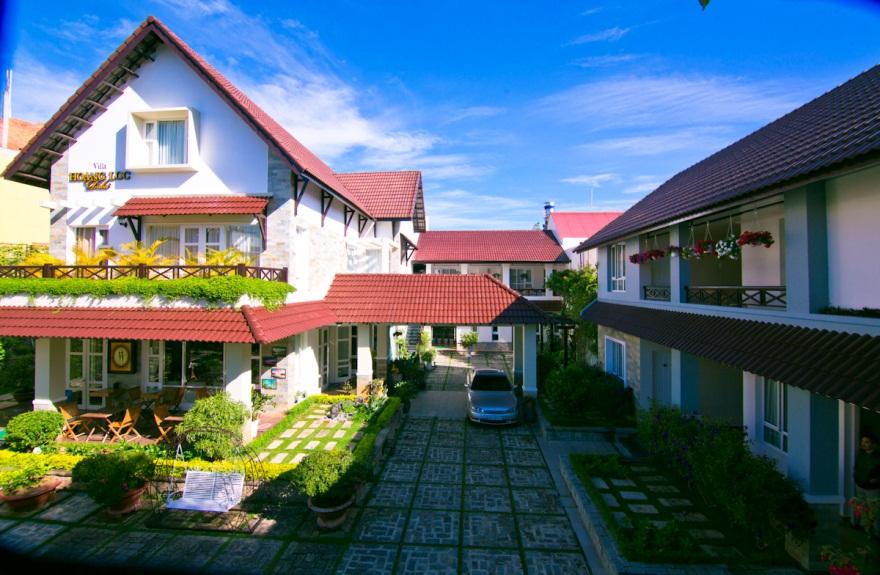 10 khách sạn Đà Lạt đường Nam Kỳ Khởi Nghĩa giá rẻ chỉ từ 200k