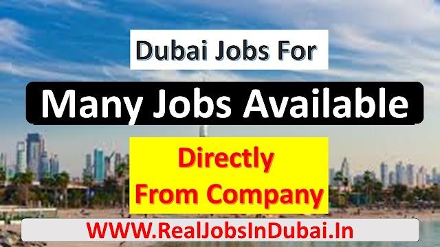 Many UAE Jobs Available In Dubai UAE 2021