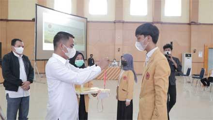 Wawako Buka Coaching Clinic KKN Mahasiswa Universitas Muhammad Yamin