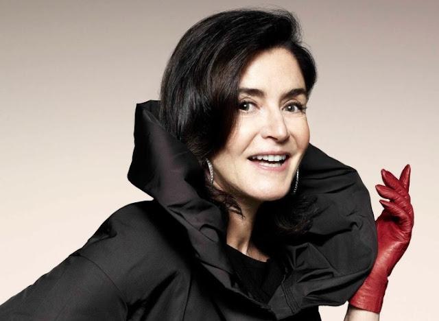 Gloria Kalil, consultora de moda, elege  os mais chics de 2015