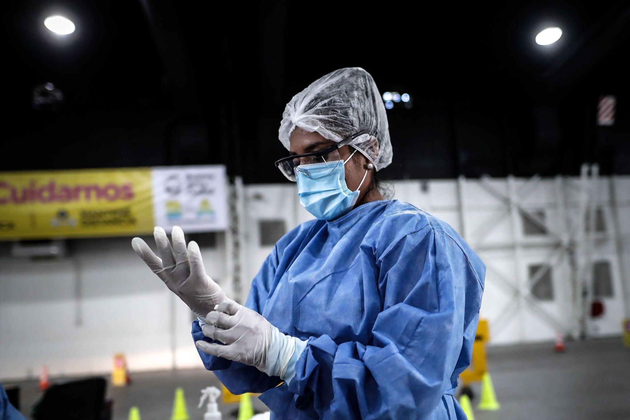 Coronavirus en Argentina: Otras 290 personas murieron y 23.683 fueron diagnosticadas con COVID-19 en el país