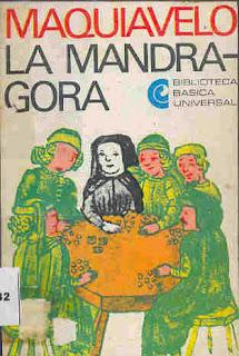 """""""LA MANDRÁGORA"""""""
