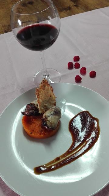 Pichón con sirope de cerezas - Isabel M. Moragues