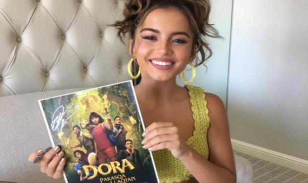 """""""Dora y la ciudad perdida"""": Protagonizada por Isabela Moner, actriz de raíces peruanas para Hollywood"""