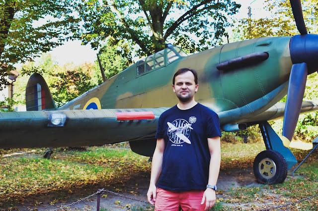 Hawker Hurrican w Puszczykowie