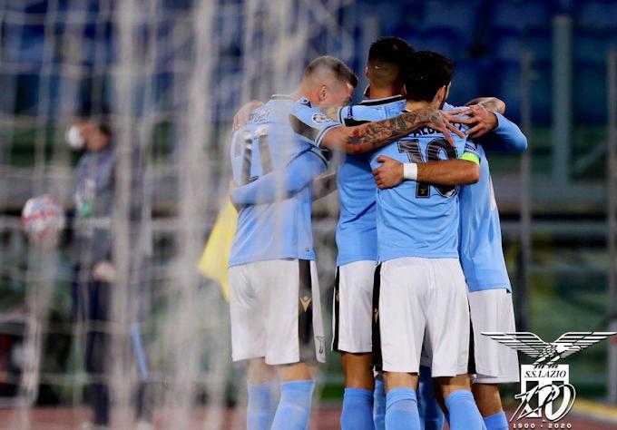 Champions League: la Lazio vince 3-1 all'Olimpico col Borussia Dortmund