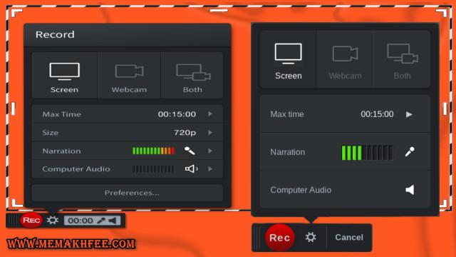 Screencast-O-Matic أحد أفضل مسجلات الشاشة المجانية لنظام التشغيل Windows 10