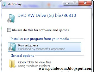 Auto Play DVD Drive