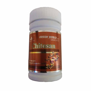Green World Chitosan Capsule