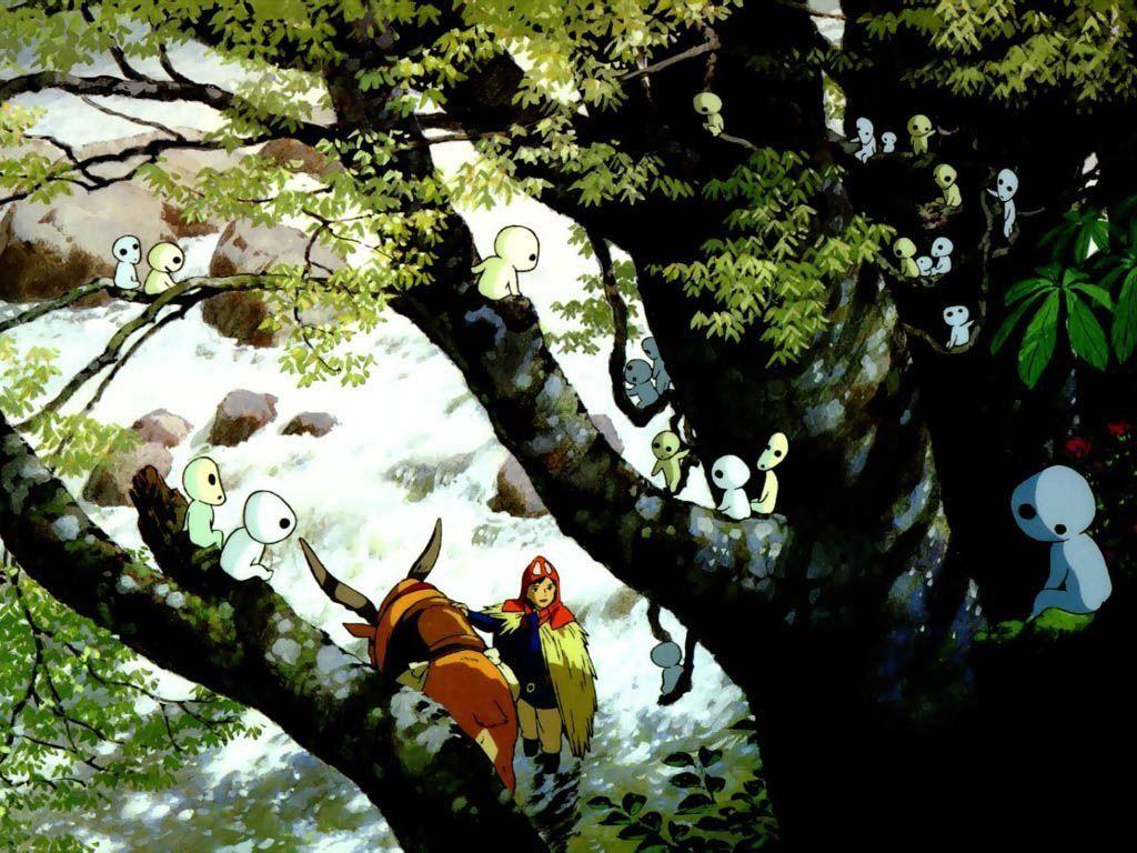 Princess Mononoke Wallpapers