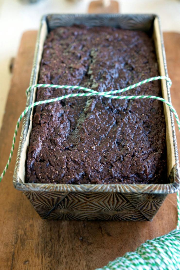 Chocolate Cake And Sardines