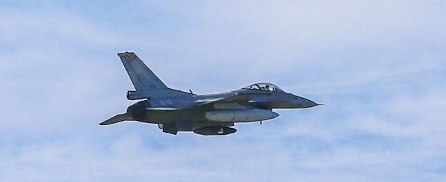 Το πρώτο ελληνικό F-16 Viper πέταξε για τις ΗΠΑ-Η ανάρτηση Α/ΓΕΕΘΑ