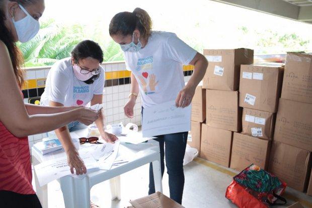 Caruaru e municípios do Agreste recebem ações sociais em reforço ao combate à Covid-19