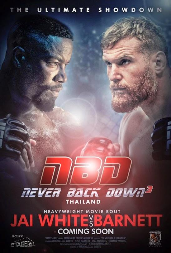 Never Back Down 3: No Surrender (2016) Hindi [Dual Audio] 720p & 480p WebRip Downloa
