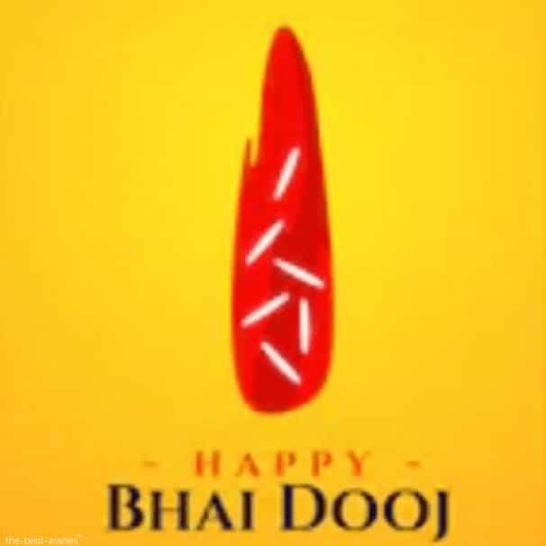 happy bhai dooj wishes pic