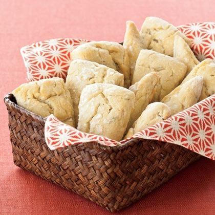 Rosemary Buttermilk Scones Recipe