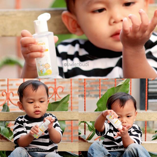 Hand Sanitizer Untuk Anak