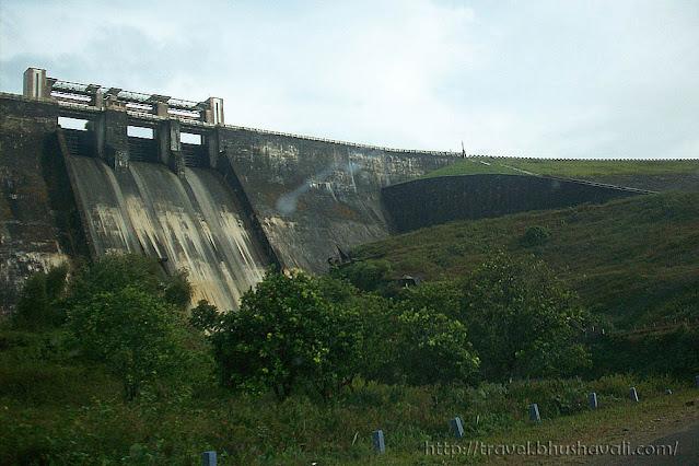 Vazhachal Forest Sholayar Dam