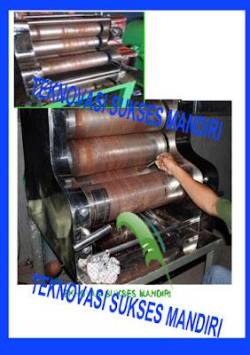Mesin Penghancur Bungkil Kakao