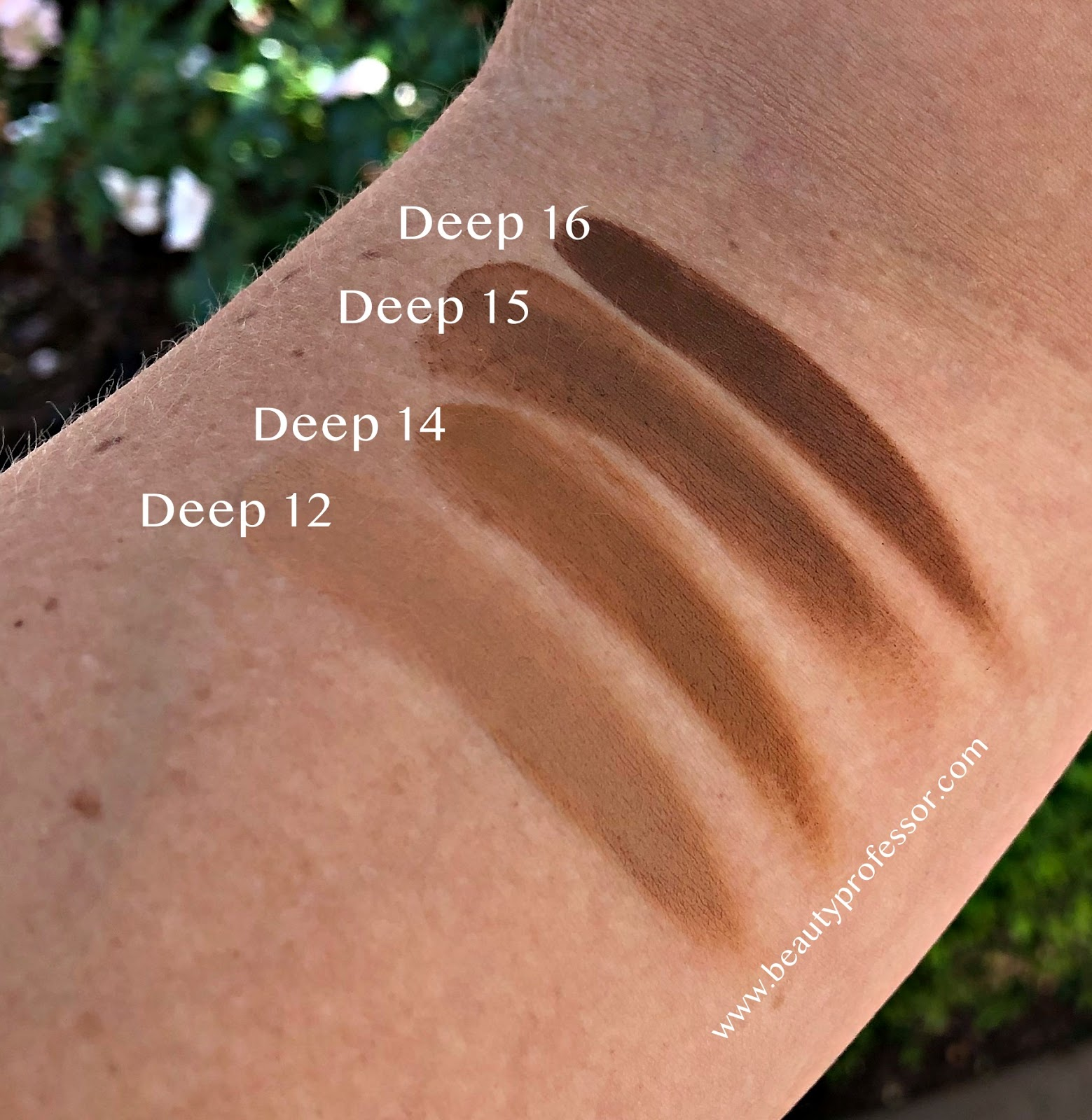 Kevyn aucoin foundation balm swatches