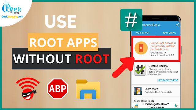 How to Use Any ROOTED App Without ROOT on Your Android Phone   [SAFE]