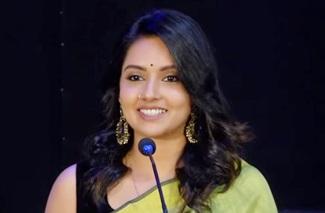 Mahima Nambiar speech at Annanukku Jey Press Meet   Red Carpet   Puthuyugam Tv