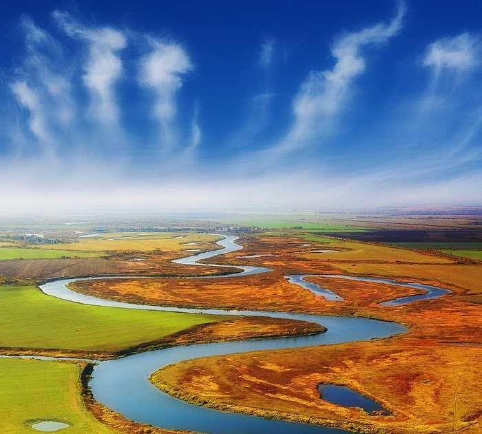 River Scene Wallpapers ~ Landscape Wallpapers