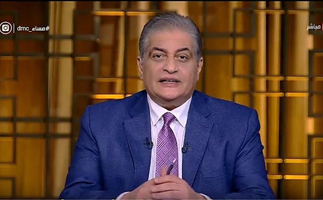 برنامج مساء dmc حلقة 8/2/2018 أسامه كمال مساء الخميس