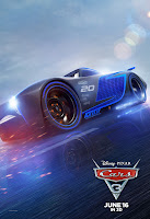 Cars 3 Movie Poster 11