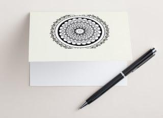 Affirmation Mandala, Print Affirmations, Daily Affirmations