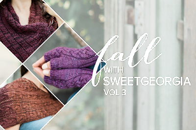 Fall with SweetGeorgia, Volume 3