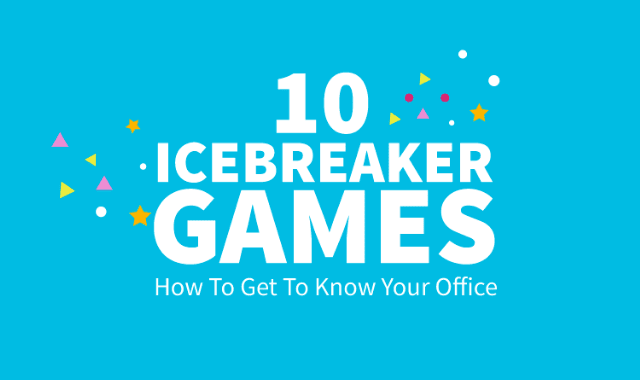 10 Icebreaker Games: How To Get To Know Your Office