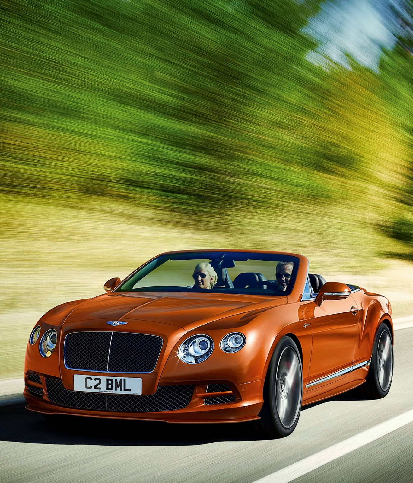 Uautoknow.net: Quick Look: Bentley Continental GT Speed