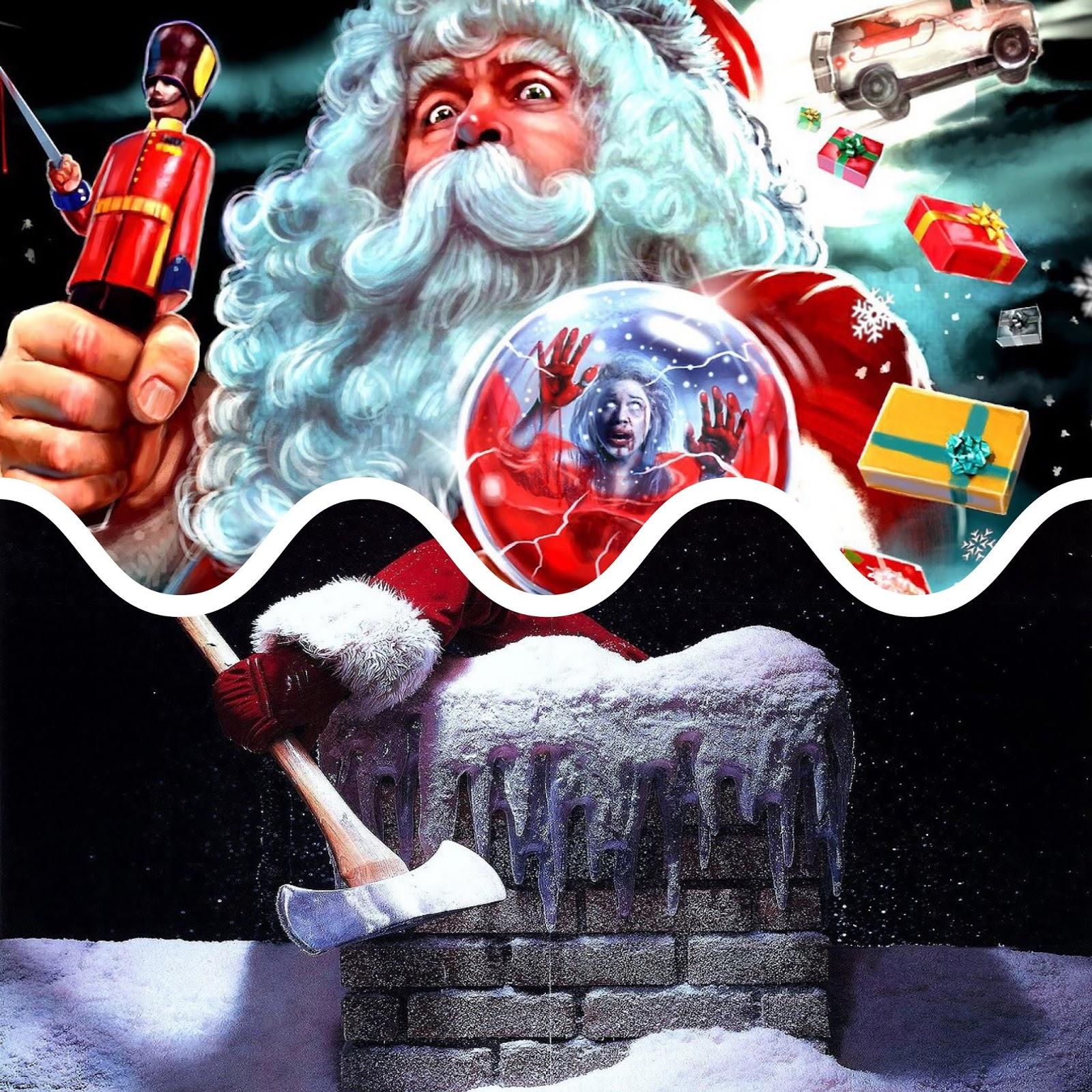 Christmas Evil 1980.Sinister Pairings Christmas Evil 1980 Silent Night