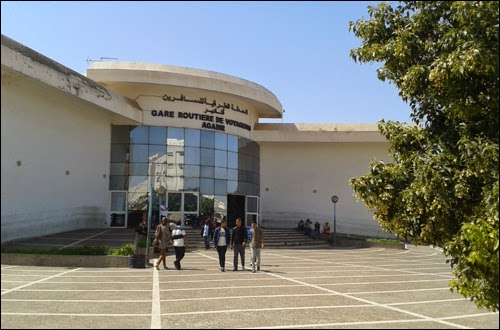 Gare routière d'Agadir