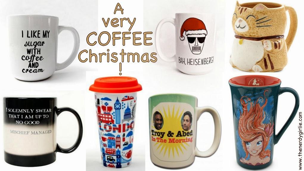Beastie Boys Christmas.Megan Elvrum A Very Coffee Christmas