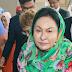 Rosmah elak jawab isu Najib