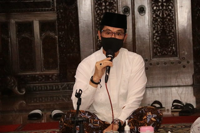 Plt. Bupati Kudus Ajak Berbenah Diri dalam Peringatan Tahun Baru Hijriyyah