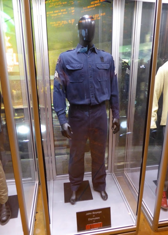 John Boyega Detroit Melvin Dismukes costume
