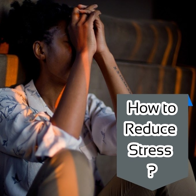 How To Reduce Stress | Top 3 Stress Reducing Foods