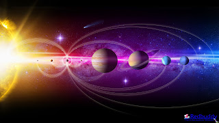 HD Images of Solar System #1