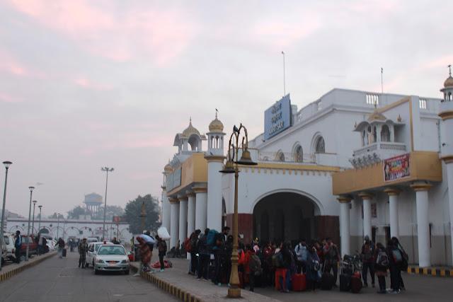Golden Temple, Amritsar railway Station