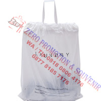 Produksi Tas Laundry / Laundry Bag Custom