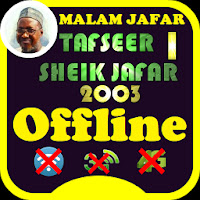 Complete Tafseer Sheikh Ja'afar Mahmud 2003 Part 1 Apk Download for Android