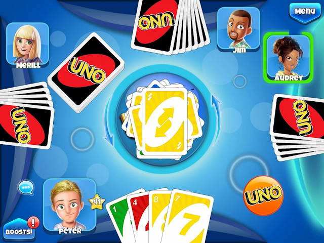 Games of UNO and Friends