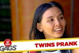 Funny Video – A Trick Only Twins Can Do